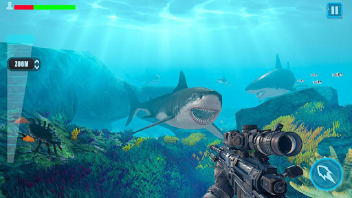 Survivor Sharks Game: Hunter Action Games  screenshots 18