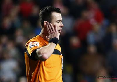 Les arbitres pour la 30ème journée sont désignés : Bram Van Driessche pour le match d'Anderlecht