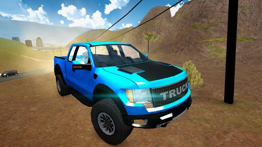 Extreme Racing SUV Simulator