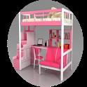 Children's Bed icon