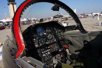 Photo: Kokpit T-38A