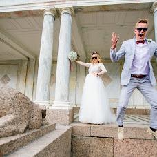 Wedding photographer Darya Churilina (dashachu). Photo of 20.08.2017
