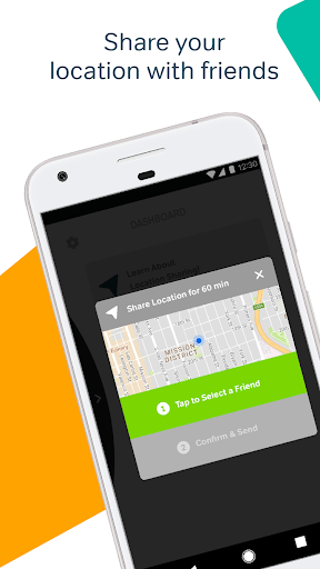 Drivemode: Safe Messaging And Calling For Driving screenshot