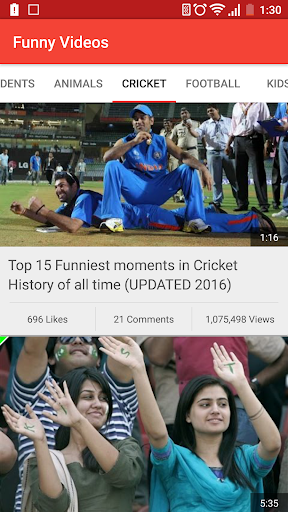 Funny Youtube Videos 1.0 screenshots 2