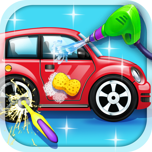 Car Wash & Design - Car Games (game)