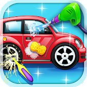Car Wash & Design - Car Games