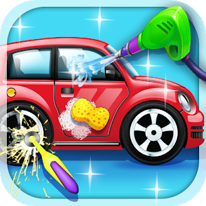 car wash design car games