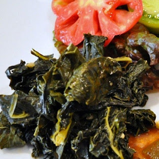 Lemony Braised Lacinato Kale Recipe