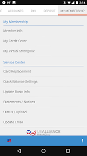 USALLIANCE Mobile Banking- screenshot thumbnail