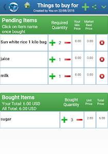 Smart Grocery screenshot 6
