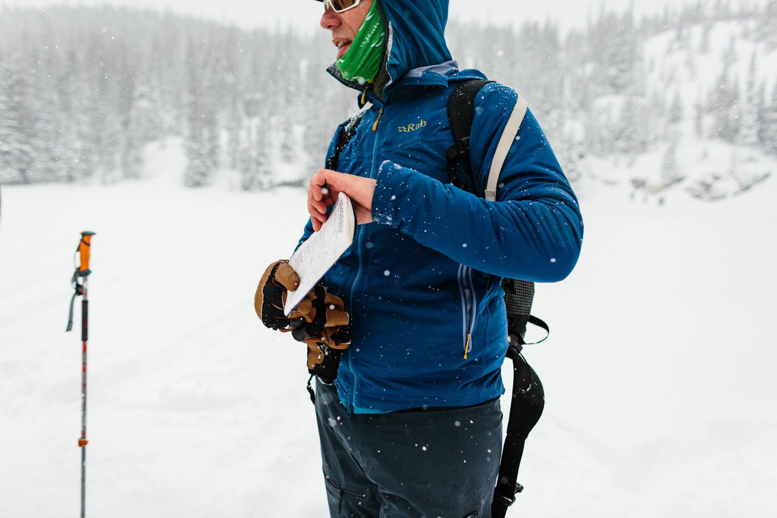 Jake Gaventa mountain guide