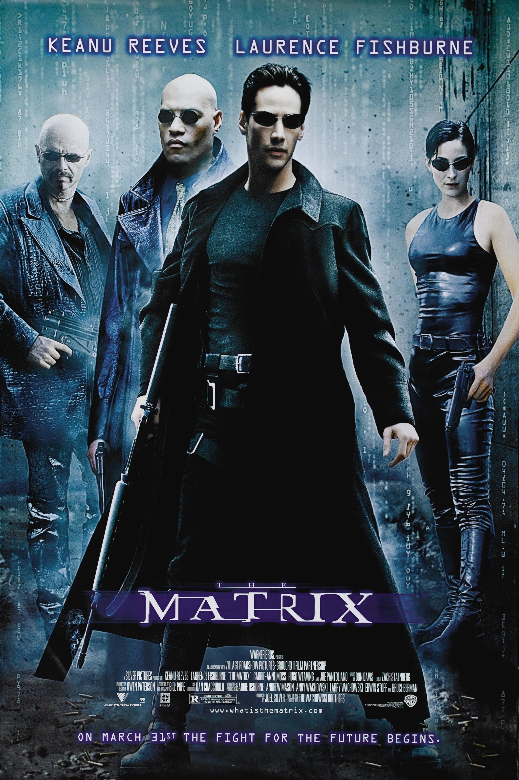 the matrix movie
