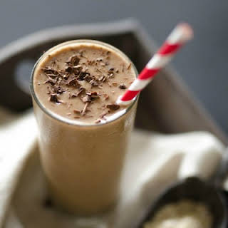 Loaded Coffee Smoothie.