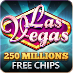Free Vegas Casino Slots Icon
