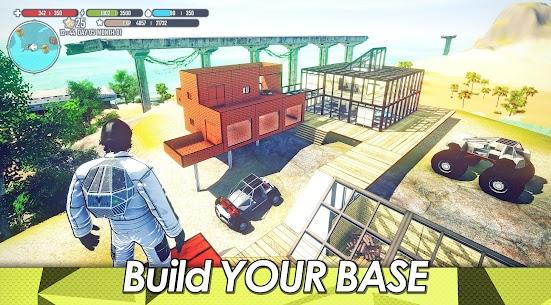 X Survive: Building Sandbox MOD Apk 1.46 (Unlimited Construction) 2