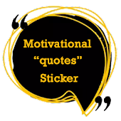 Motivational - WAStickerApps Android APK Download Free By Pixel Drive