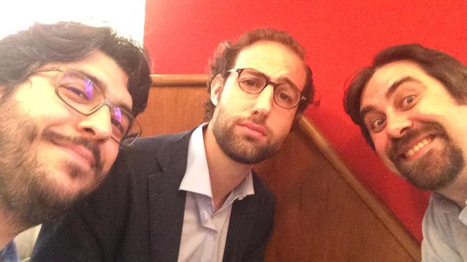 Giando, Ogariad e Zeno2k