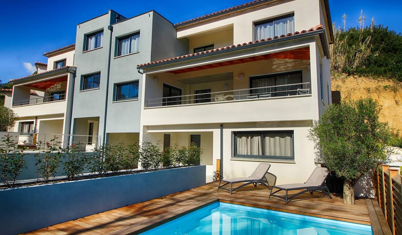 Appartement avec piscine Ajaccio