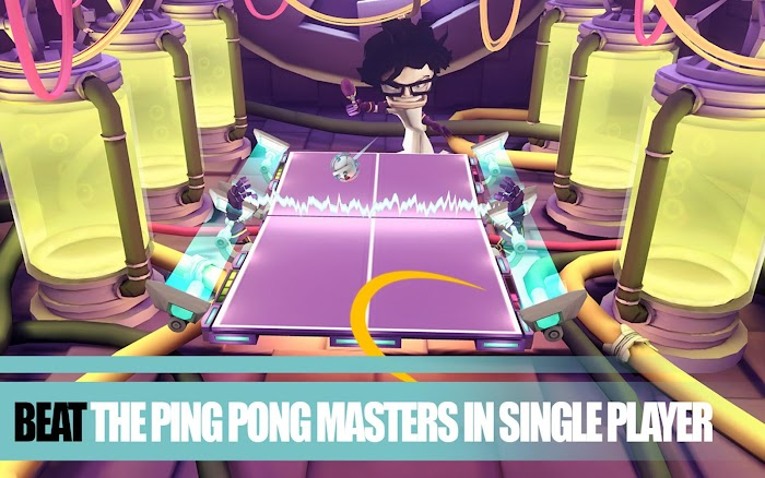 Power Ping Pong- screenshot