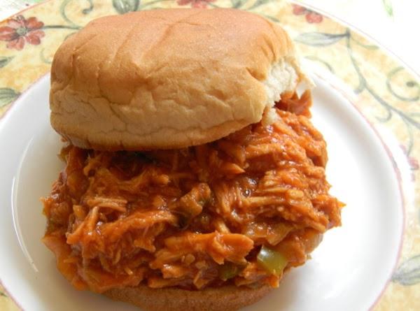 Pork Or Beef Barbeque Recipe