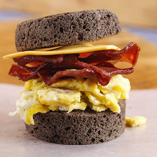 Bacon, Egg and Cheese Breakfast Sandwich.