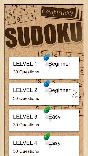免費下載棋類遊戲APP|Comfortable Sudoku' app開箱文|APP開箱王