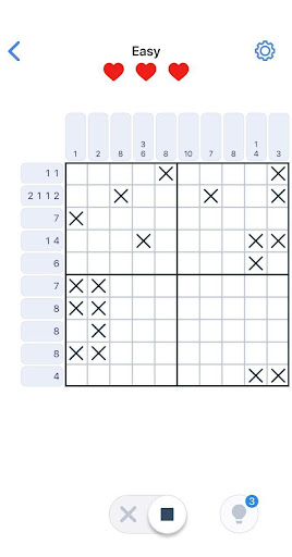 Nonogram Picture Cross Puzzle 0.17 screenshots 1