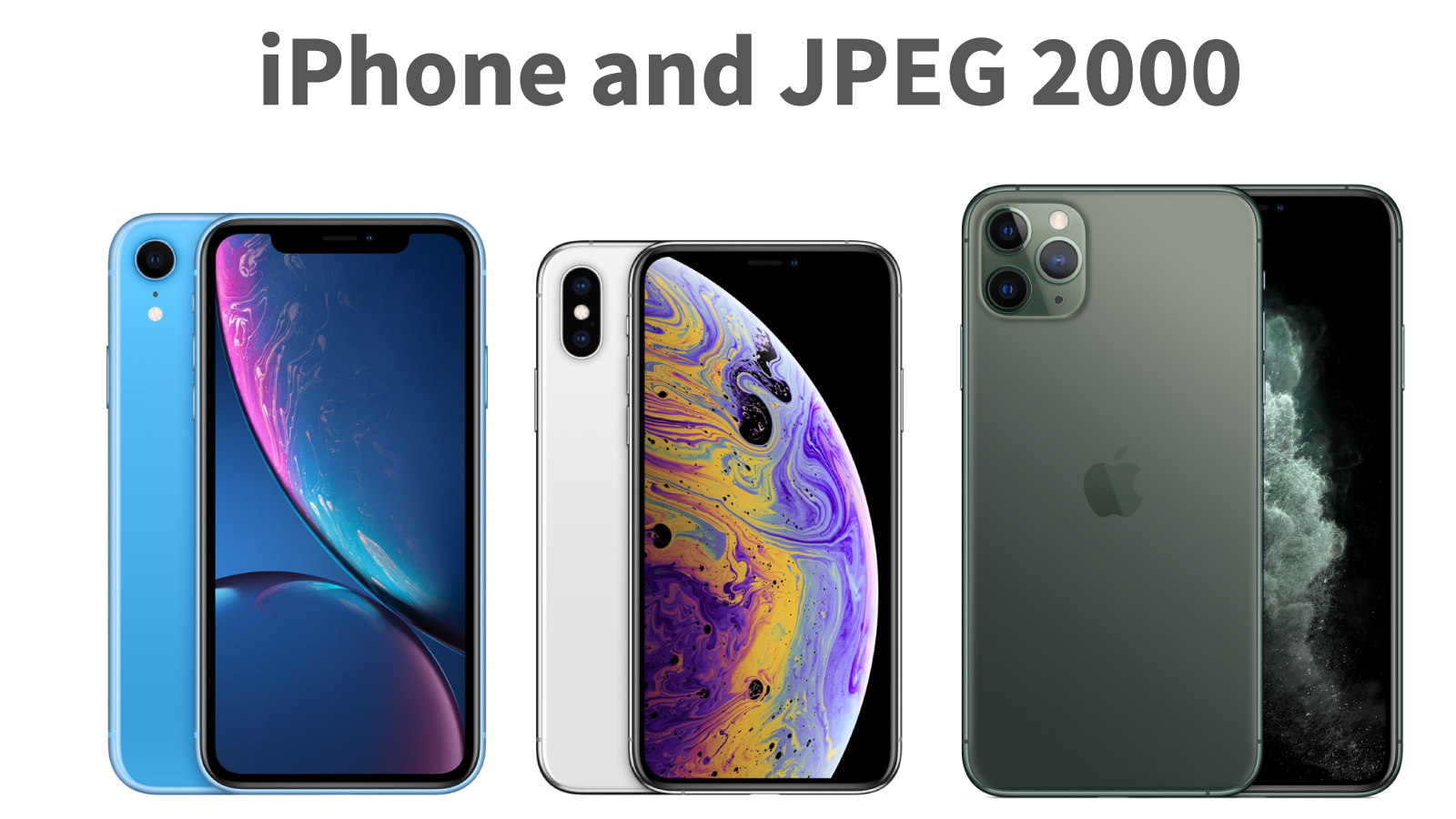 How To Use Jpeg 2000 Jp2 For A Faster Images On Iphone