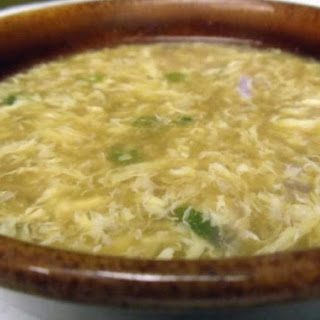 'Chinese Egg Drop Soup'