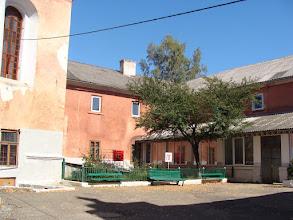 Photo: Rozdół - klasztor przy kościele - obecnie ochronka dla dzieci niepełnosprawnych. Fot. Stanisław Burlikowski.