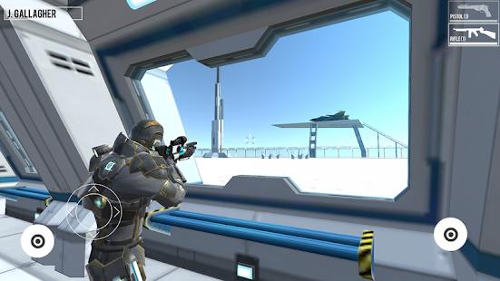 Elite Space Trooper - náhled