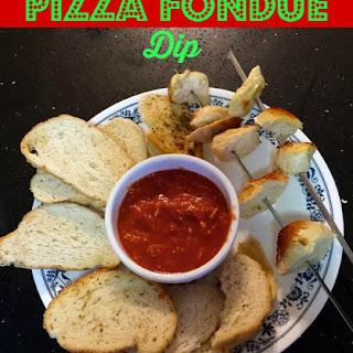 Pizza Fondue Dip