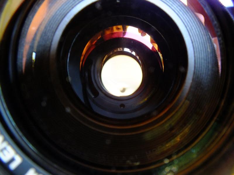 L'obiettivo fotografico di elius