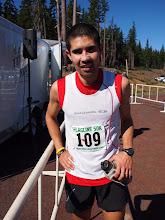 Photo: Runner-up Mario Mendoza