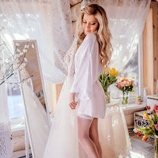 Wedding photographer Natalya Minnullina (nminnullina). Photo of 14.03.2017