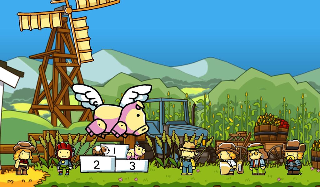 Scribblenauts Unlimited screenshot #6