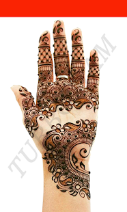 Mehndi Tips Colourful Designs - náhled