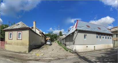 Photo: Turda, Str. Pictor Teodor Aman la intersectie cu Str. Traian - 2018.06.23