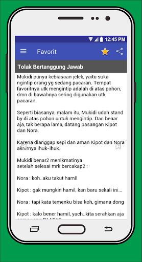 Cerita Mukidi Terbaru 1.0 screenshots 5