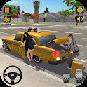 Taxi Driver 3D - Taxi Simulator 2018 icon