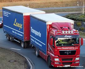 Photo: Der klassische Lastzug: Lange       -----> just take a look and enjoy www.truck-pics.eu