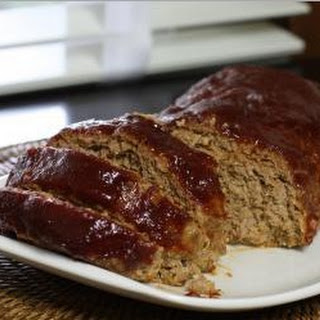 Weight Watchers Barbecue-Glazed Turkey Meat Loaf