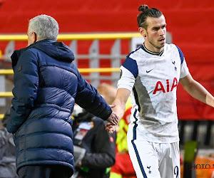 Gareth Bale à nouveau la touche