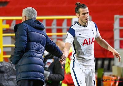 Un retour au Real Madrid n'est pas exclu pour Gareth Bale