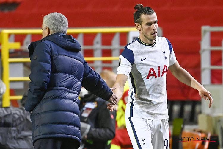 """José Mourinho le reconnaît : """"Gareth Bale n'est plus le même footballeur"""""""