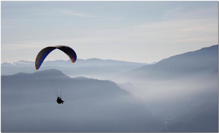 Libertà in volo . . . di Hanami