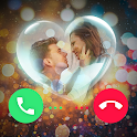 Color Call - Phone Caller Screen Color Phone Flash icon