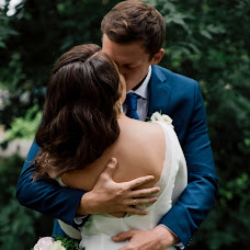 Wedding photographer Olesya Kachesova (oksnapshot). Photo of 11.07.2017