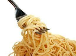Boil 2 liters of water in a casserole, when boiling put the1/2 kl.pasta until it...