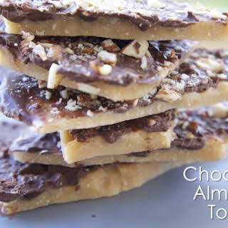 Chocolate Almond Toffee.